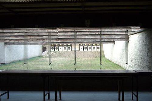25 Meter Duell-Anlage (10 Stände)