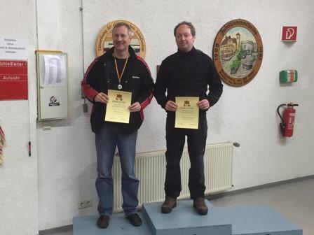 Ergebnisse KK Liegendkampf Kreismeisterschaften 2019