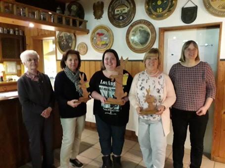 Ostereierschießen 2019 in Walldorf