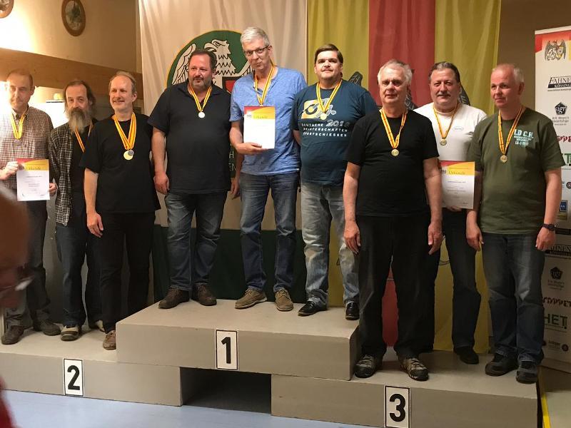 Ergebnisse Vorderlader Kurzwaffen Landesmeisterschaften 2019